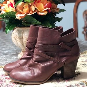 New Bella-vita leather Ankle Boots